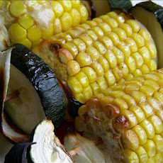 Grilled Fresh Summer Corn Kabobs