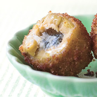 Stuffed Green Olives With Blue Cheese Recipes