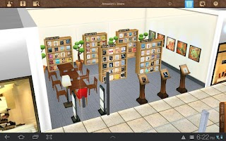 Screenshot of BookAnd - 3D Book Community