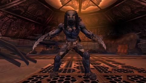 Alien vs. Predator heads to PSP