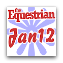 The Equestrian January 2012 icon