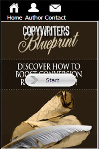 Copywriters Blueprint