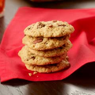 Oatmeal Honey Pecan Cookies Recipes