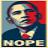Nope Obama icon