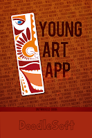 Screenshot of Young Art