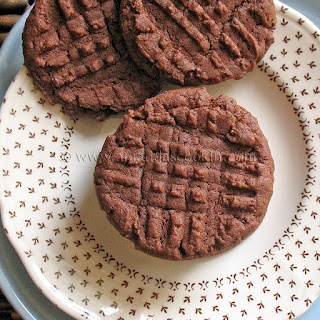 Chocolate Peanut Butter Cookies Without Butter Recipes