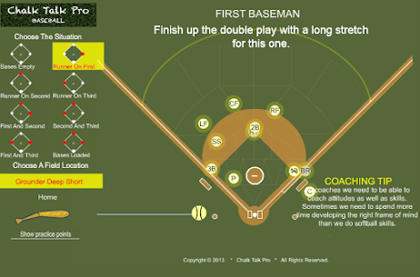 InMotion Youth Baseball- screenshot