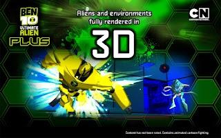 Screenshot of Ben 10 Xenodrome Plus