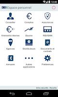 Screenshot of CIC
