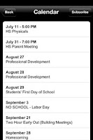 Screenshot of Lead-Deadwood School District
