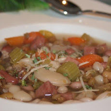 13 Bean Crock Pot Soup