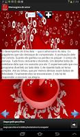 Screenshot of Mensagens de amor