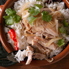 Chicken and Ginger Clay Pot Recipe