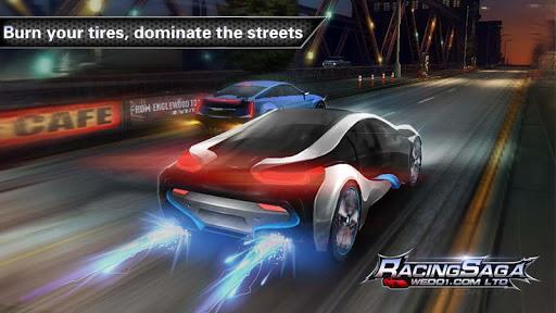 Racing Saga - screenshot