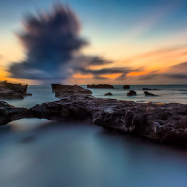 .:: sunset serenade ::. by Setyawan B. Prasodjo - Landscapes Sunsets & Sunrises