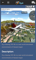 Screenshot of Flight Games