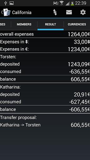 Vacation Fund Pro - screenshot