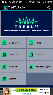 TrealCo Radio - screenshot