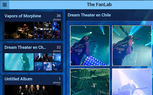 The FanLab - screenshot