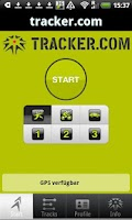 Screenshot of tracker.com