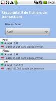 Screenshot of Compta Partagée Donate