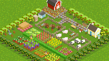 Screenshot of Farm Story: Thanksgiving
