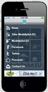 Modellpilot.EU APP - screenshot