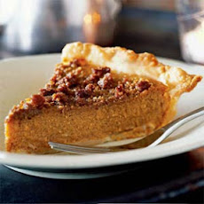 Gingered Pumpkin Pie