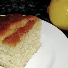 Maggie's Lemon & Sugar Cake