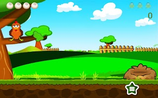 Screenshot of Tik Tak - saving chicks game