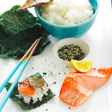 Salt-Grilled Fish: Salmon Shioyaki Recipe