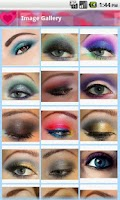 Screenshot of Makeup Ideas