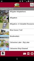 Screenshot of Creole Nature Trail