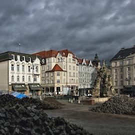 Zelný trh by Miloš Stanko - Buildings & Architecture Other Exteriors ( brno, město, náměstí )