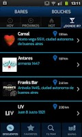 Screenshot of BarCity Buenos Aires Nightlife