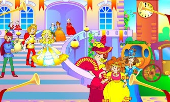 Screenshot of Cinderella Classic Tale Lite