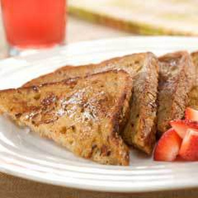 Whole Grain Cinnamon French Toast