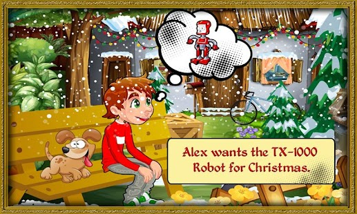 Christmas Gift Hidden Object - screenshot