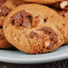 Snickers Bar Cookies