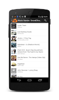 Screenshot of Music Maniac: SoundCloud MP3