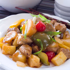 Gluten Free Sweet and Sour Pork