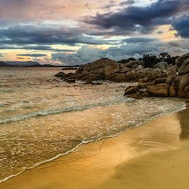Capriccioli Beach by Antonello Madau - Instagram & Mobile iPhone