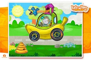 Screenshot of Build a Car with Kate & Harry