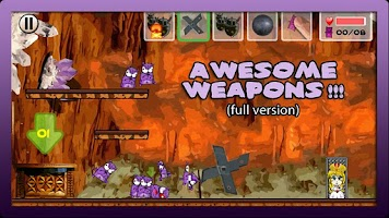 Screenshot of Princess Rescue