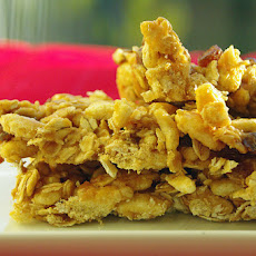 Low Fat Granola Bars