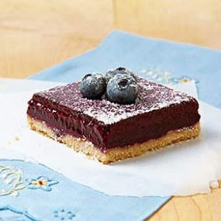 Blueberry Lemon Squares Recipes
