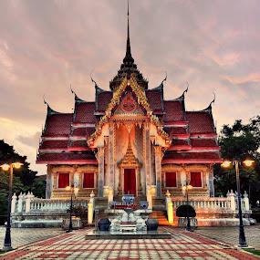Wat by Akiro Mahilom - Instagram & Mobile iPhone ( buildings temples thailand,  )