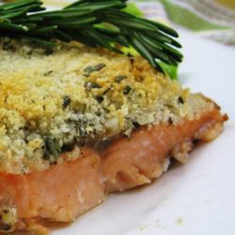 Lemon Rosemary Salmon Recipe | Yummly