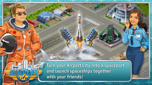 airport-city for android screenshot