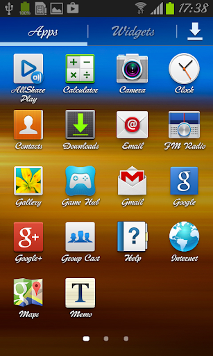 Middleton Brush Flipfont - screenshot